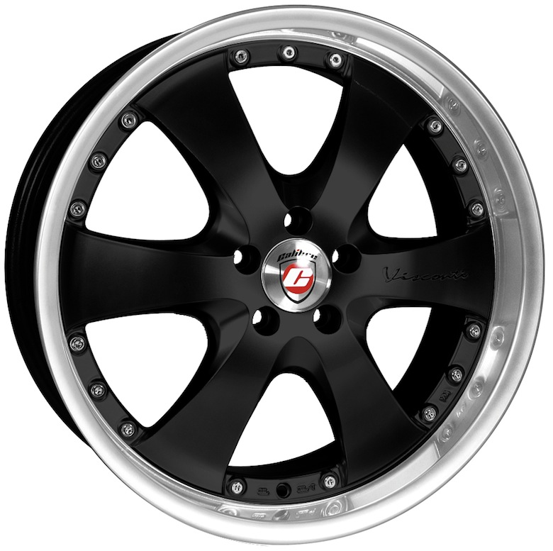 "Calibre Voyage Black 20"" T5 Wheels & Tyres"