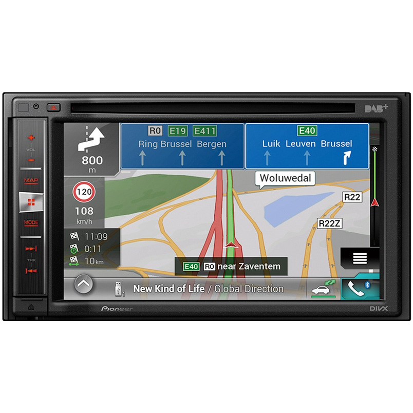 PIONEER AVIC-F970DAB Double DIN Head Unit