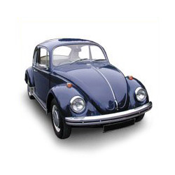VW Beetle 1300/1302 Aug 1968 - Jul 1971