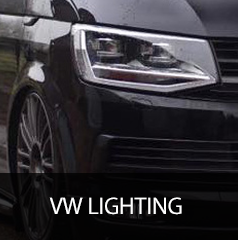 xtremevan VW T4 T5 lighting