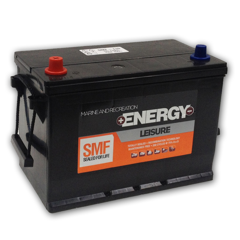 Leisure SMF 110AH Battery