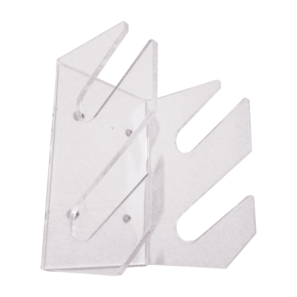 Double Board Wall Holder for Wakeboards, Snowboards and Longboards