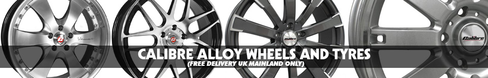 calibre T5 alloy wheels