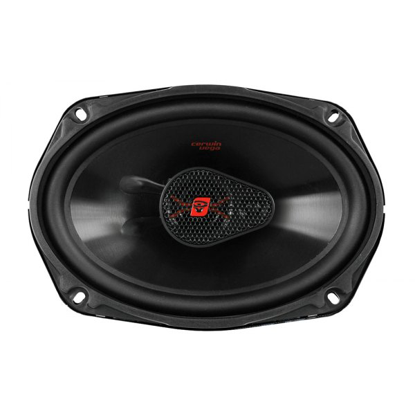 Cerwin Vega 420W HED 6�X9� 3-Way Coaxial Speakers