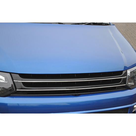 Badgeless Front Grill