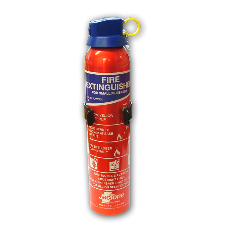 600g Portable Fire Extinguisher