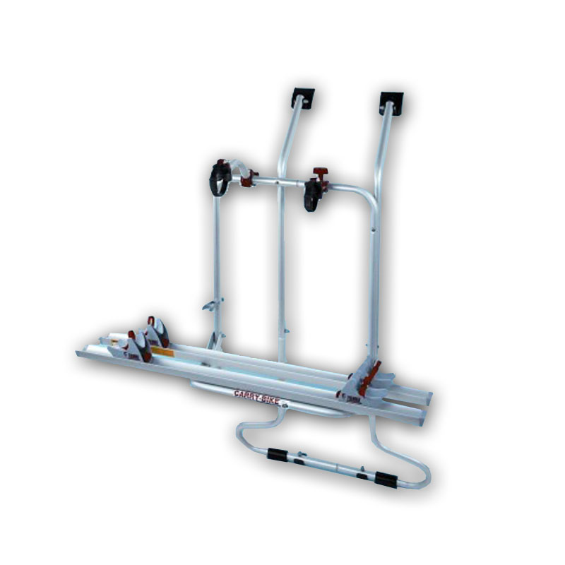 T4 Barn Door Fiamma Bike Rack