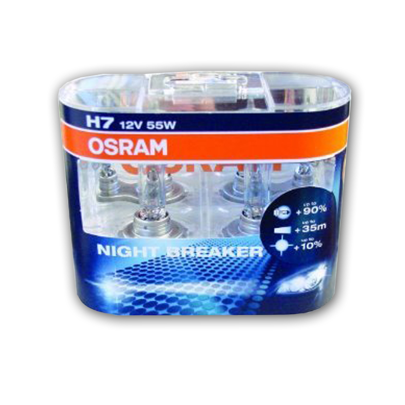 osram night breaker unlimited h7 bulb vw t4 t5 t6. Black Bedroom Furniture Sets. Home Design Ideas