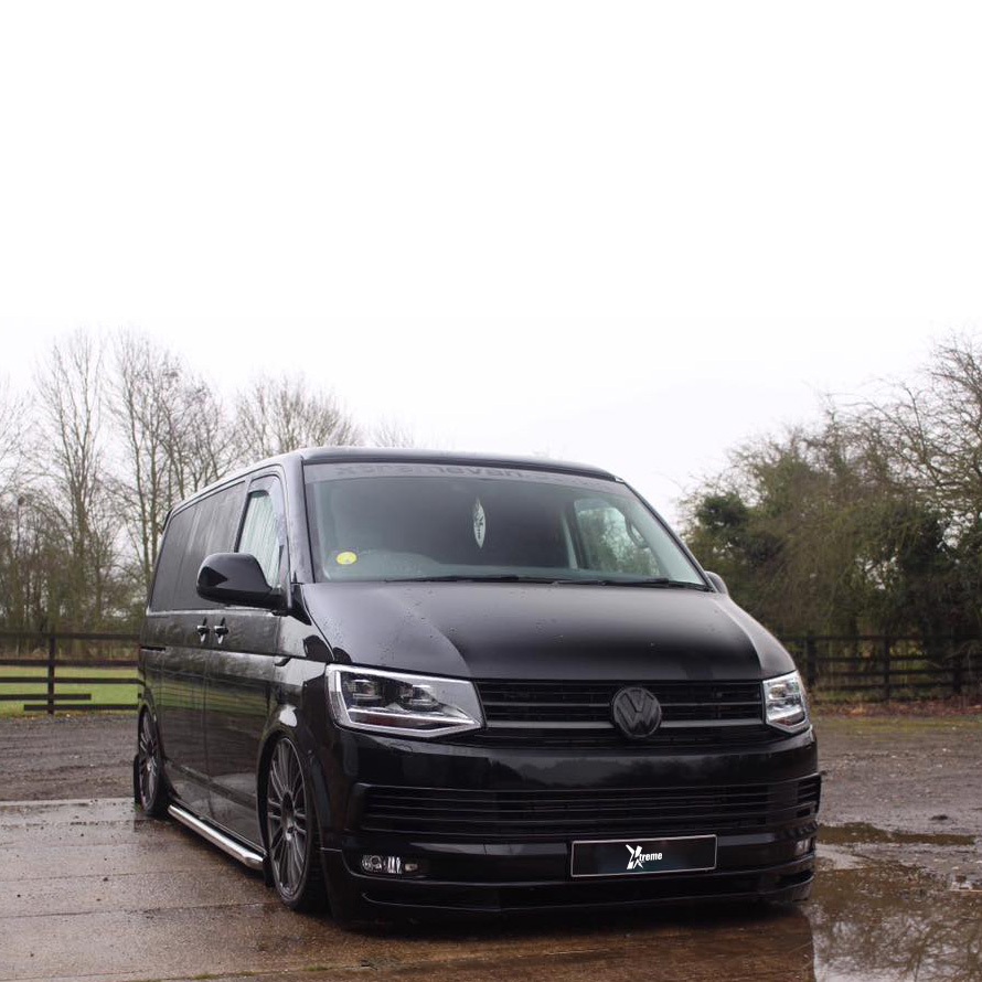Air Ride Suspension Vw T4 T5 T6 Xtremevan Conversions