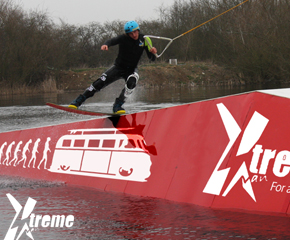 xtremevan VW T4 T5 xtreme Wakeboard