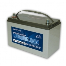 Leisure AGM 120AH Battery