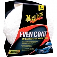 Meguiars Even-Coat Applicator Pad 2 Pack