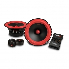 Cerwin Vega Heritage Edition 2 Way Component Speaker Set U465C
