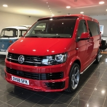 Volkswagen Transporter, T6 Brand New Campervan Conversion 102PS