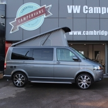 VW Transporter T5 2015 140PS Motorhome Conversion