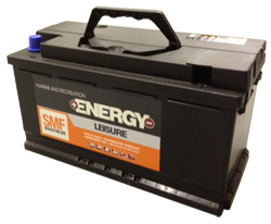 camping leisure battery