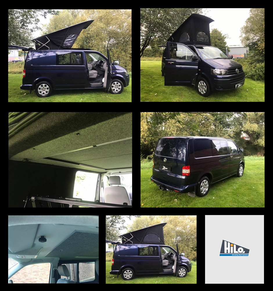 hilo roof pop top fitters midlands xtremevan