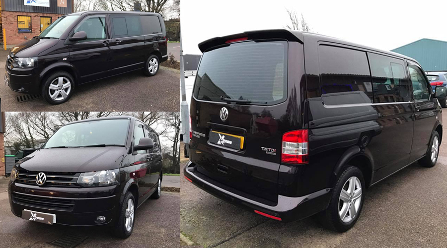 vw t5 t6 hiloroof conversion