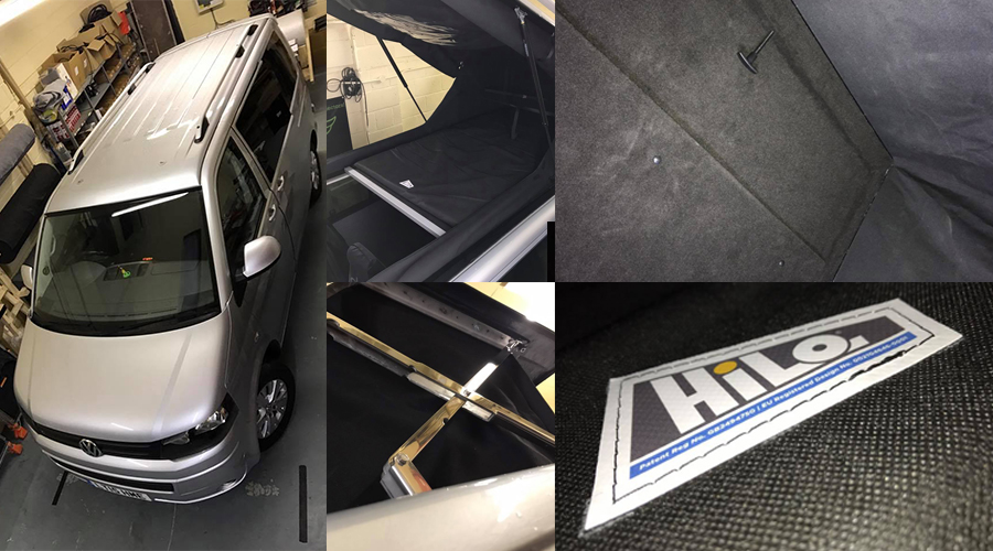 xtremevan hiloroof pop roof conversion