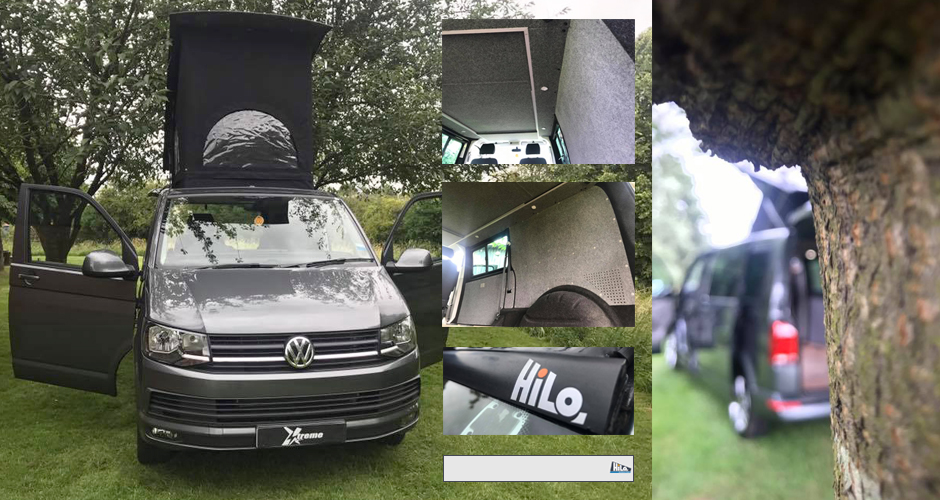 xtremevan hilo roof pop top conversion t5 t6