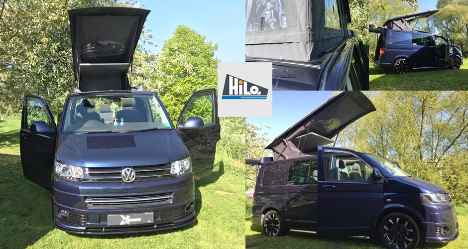 hiloroof fitters xtremevan vw t5 t6