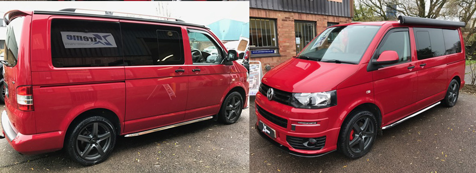 xtremevan detailing and polishing market harborough