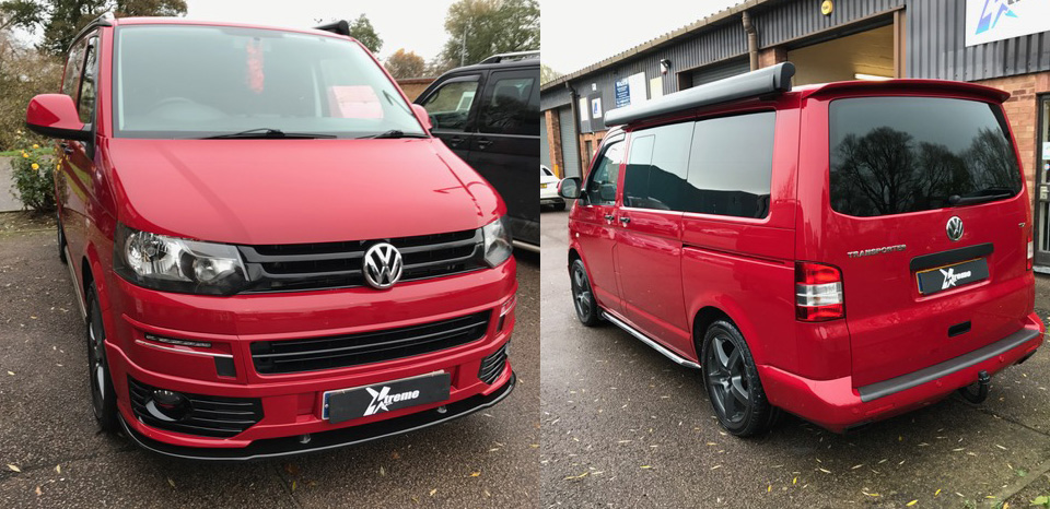 xtremevan 3 stage polishing