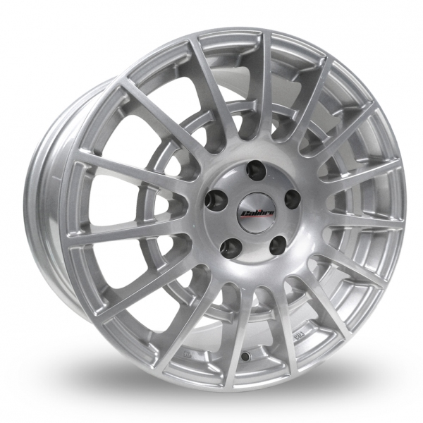 "Calibre T-Sport 20"" Alloy Wheels with Tyres (Silver)"