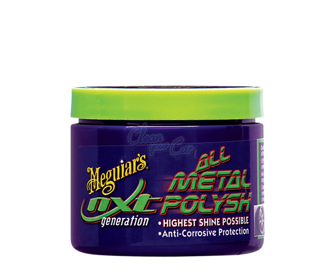 Meguiars NXT All Metal Polish
