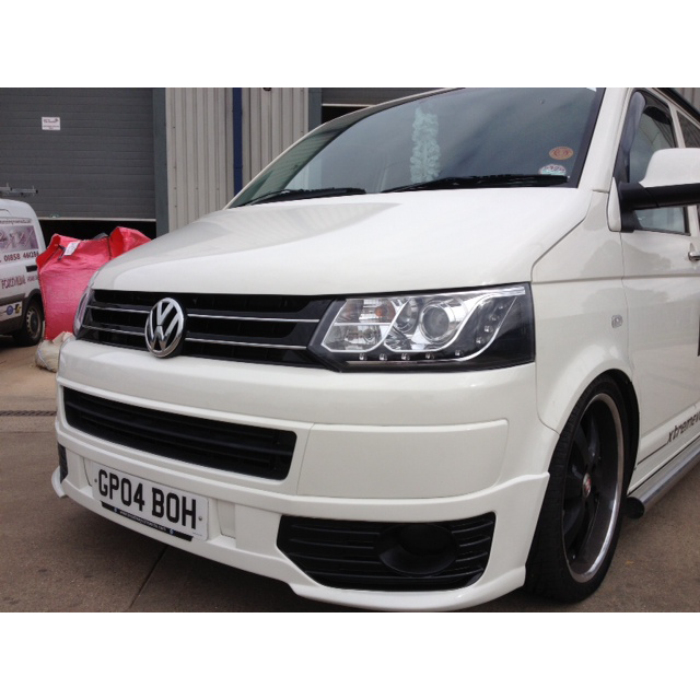 Transporter T5 Facelift Conversion T5 1 Vw T4 T5 T6
