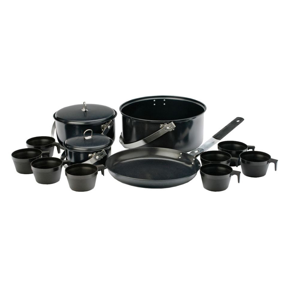 Cookware, Cutlery & Mugs