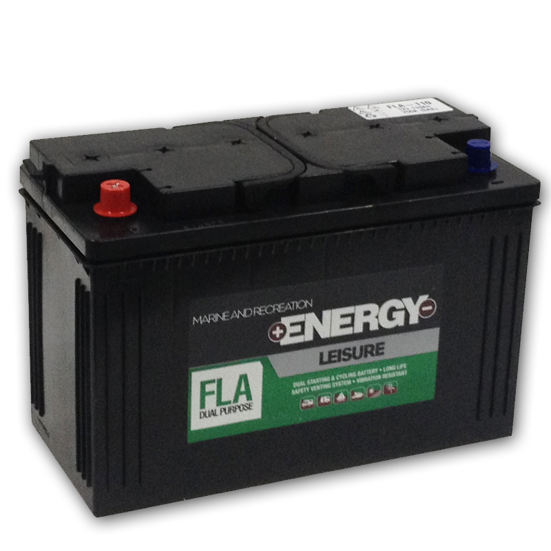 Leisure FLA 100AH Battery