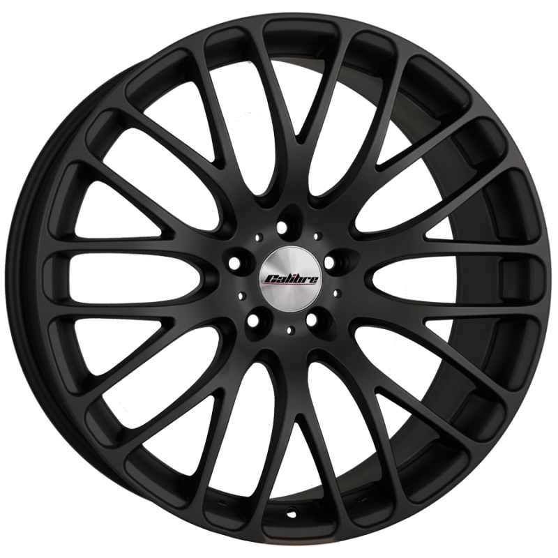 "Calibre Altus Matt Black 20"" T5 Wheels with Tyres"