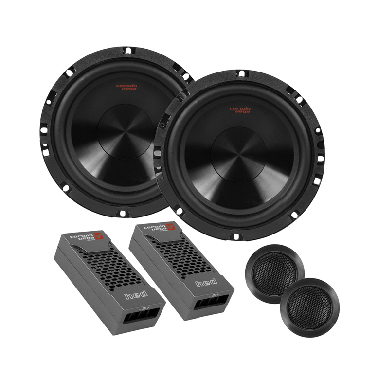 Cerwin Vega High Energy Design 2Way Coaxial Speaker