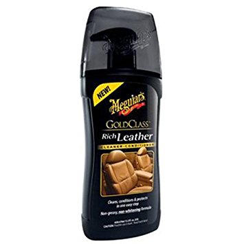 Meguiars GC Rich Leather Cleaner / Conditioner