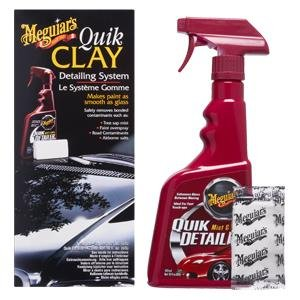 Meguiars Quik Clay Detailing System