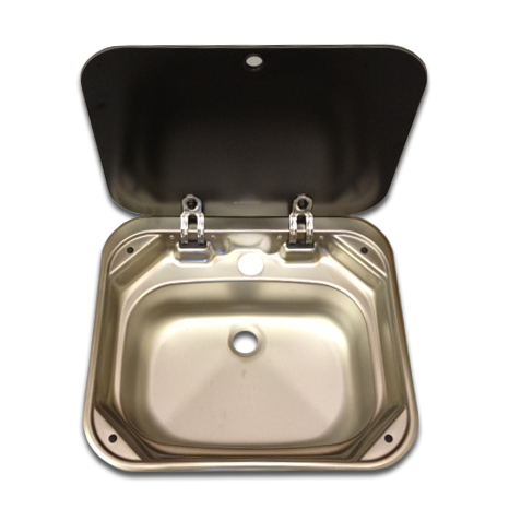 Smev 8005 Sink with tap hole and drainer