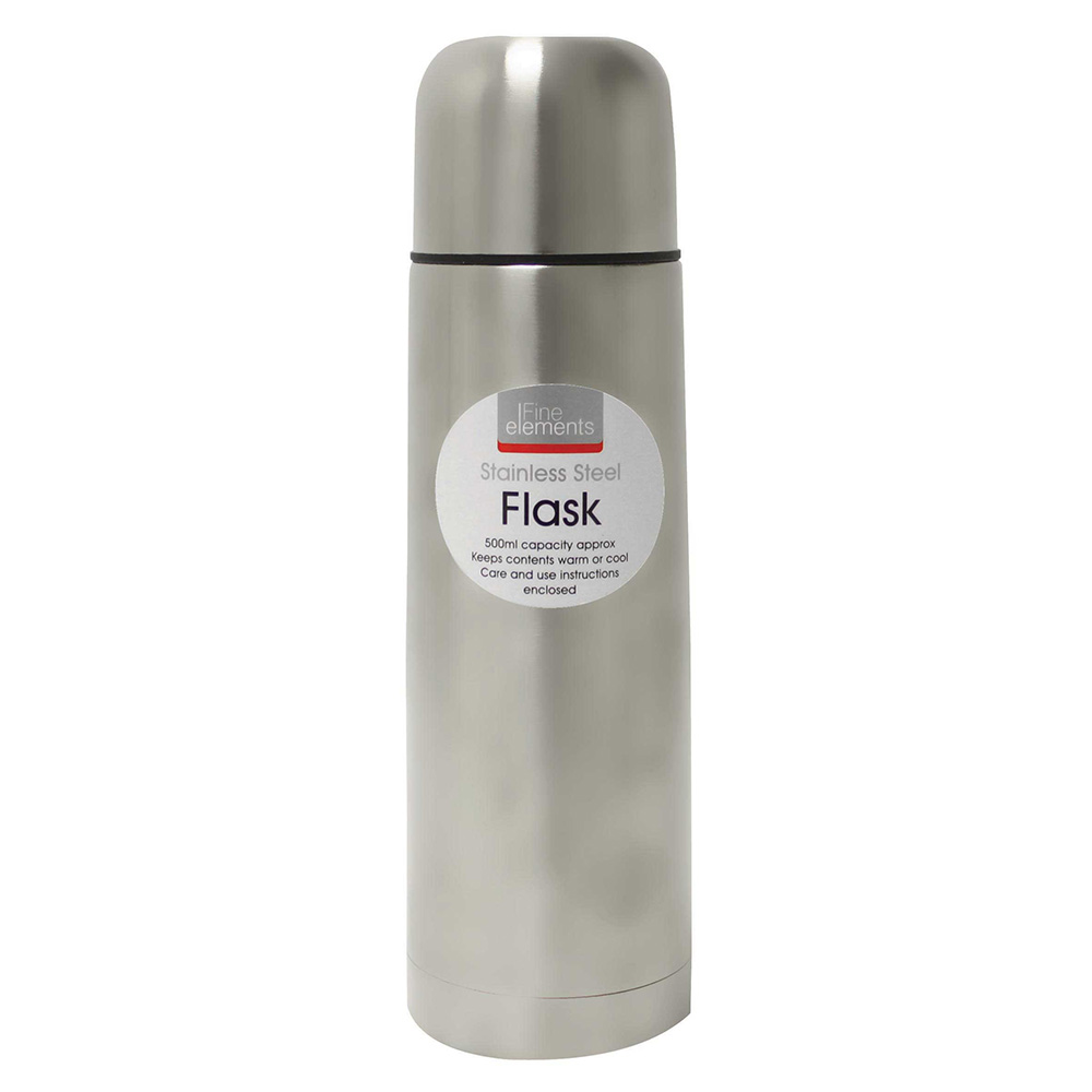 Stainless Steel Flask (500ml)