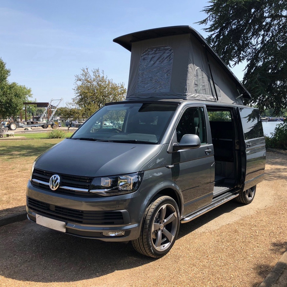 volkswagen transporter t6 petrol 150ps brand new camper. Black Bedroom Furniture Sets. Home Design Ideas
