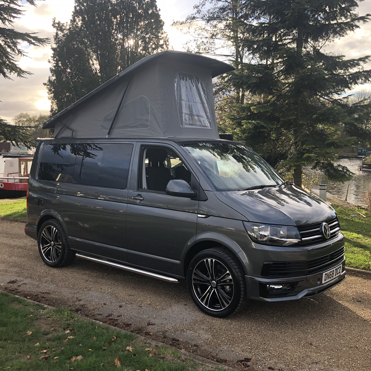Order for March 2019, 19 Reg, T6 Highline with Brand New Campervan Conversion