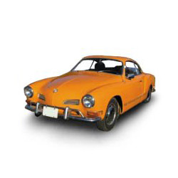 VW Karmann Ghia LHD Type 3, 1500cc, Sept 61 onwards