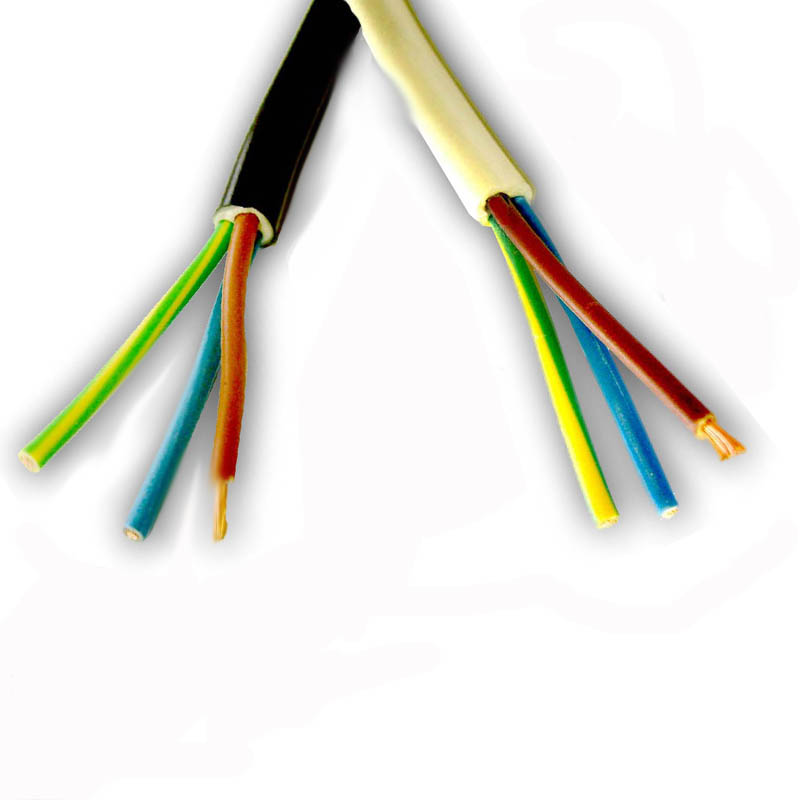 3-Core Flexible Mains Cable 15Amps - per mtr