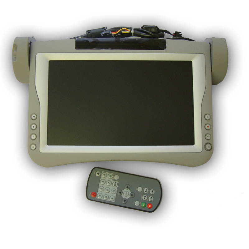 Roof Mount DVD Screen