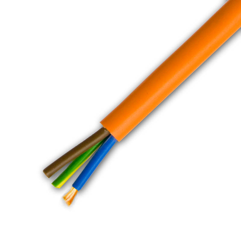 3-Core Flexible Mains Cable 20Amps - per mtr