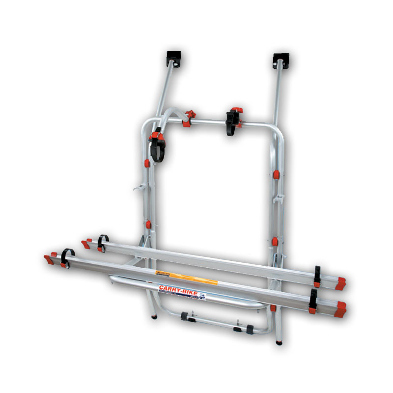 T4 Tailgate Fiamma Bike Rack