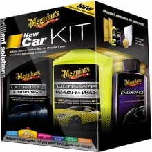 Meguiars New Car Kit