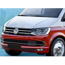 Geniune VW T6 Front Lower Radiator Grille Trim