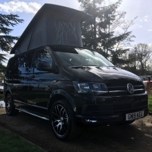 2019 19 Reg, T6 Highline with Brand New Campervan Conversion
