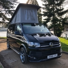 Volkswagen Transporter T6 2019 68 Reg Highline Camper Conversion