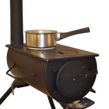 The Camping Frontier Stove